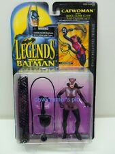 Legends of Batman by Kenner CATWOMAN Quick Climb Claw Capture Net Action Figure