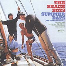 Today!/Summer Days & Night - Beach Boys (2001, CD NEUF)