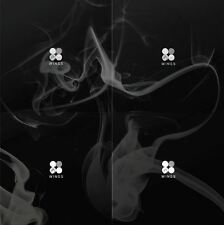 LOT of 4 BTS - WINGS W.I.N.G ver 2nd Album CD Photobook Photocard Brand New