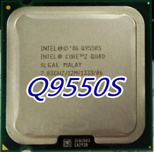 Free shippiIntel Core 2 Quad Q9550S 2.83 GHz Quad-Core (AT80569AJ073N) Processor