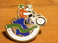 Pins Moto MULTI SERVICES VISAS