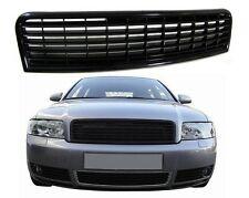 CALANDRE SANS SIGLE NOIRE AUDI A4 8E 2000-2004 CABRIOLET 1.8T 2.4 2.5 V6 TDI