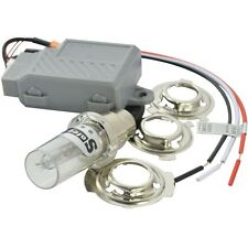 1 set 12V 35W 6000K HID Xenon motorcycle H6 headlight  slim Ballasts light blubs
