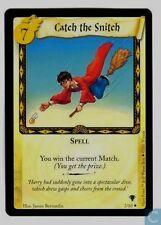 Harry Potter TCG Quidditch Cup Catch The Snitch 2/80