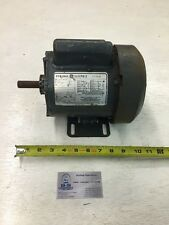 General Electric AC Motor, 1/4HP 1725rpm, Single Phase