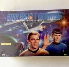 Star Trek : The Game Collectors Edition No. 194638 Of 200000 New In Box Sealed