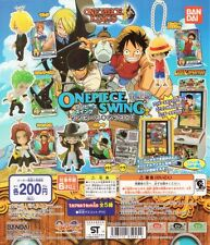 One Piece Swing One Piece Kings Gashapon Luffy Sanji Zoro Shanks Mihawk Set 5pcs