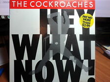 "Cockroaches ""Hey What Now!"" Great (Wiggles) Oz PS 7"""