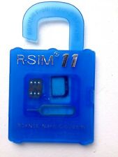 R-SIM 11 Unlock and Activation SIM Card for iPhone With Retail Packaging