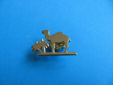 Camel Logo Cigarette pin badge. VGC. Unused Old stock.