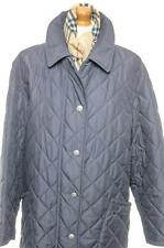 Fabulous BURBERRY LONDON quilted jacket UK 14 16 US 12 14 D 40 46 L/XL MINT