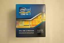Intel Core i5-3570K BX80637i53570K Processor Quad Core 3.40GHz LGA1155