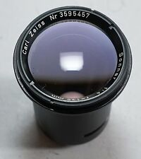 Carl Zeiss Contarex Sonnar 135/4 Lens Elements for parts only