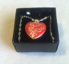 Girls Best Friends Locket Pendant Necklace Avon