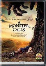 A Monster Calls (DVD,2017)*Fantasy* Drama Pre-Order Ships 3/28 BRAND NEW SEALED