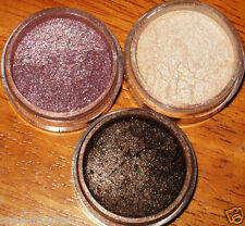 MINERAL MAKEUP~5g~SWEETSCENTS~LOOSE POWDER~MICA~BARE~EYESHADOW~MAUVE~BROWN~CREAM