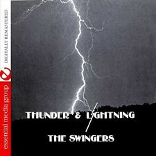 Thunder & Lightning (Johnny Kitchen Presents The S - Swinge (2013, CD NEUF) CD-R