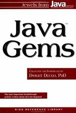 Java Gems: Jewels from Java Report (SIGS Reference Library) by