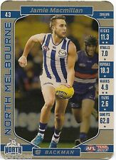 2017 Teamcoach Gold / Silver (43) Jamie MacMILLIAN North Melbourne