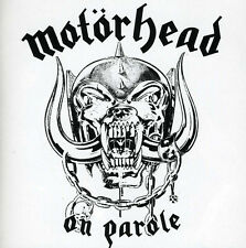 Motorhead ON PAROLE +4 Bonus Alternate Takes EMI RECORDS New Sealed CD