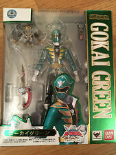 SH Figuarts Gokai green super sentai power rangers Megaforce  ***UK SELLER**