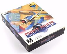 Ghost Pilots Carton Box Neo Geo System Snk AES Japan