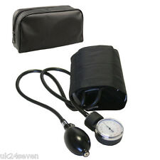 Aneroid Sphygmomanometer Cuff Blood Pressure Monitor Measure BP Device Tester