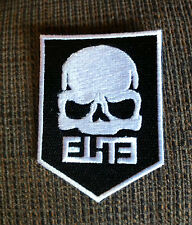 Call Of Duty Elite Modern Warfare Iron On Embroidered Hat Jacket Backpack Patch