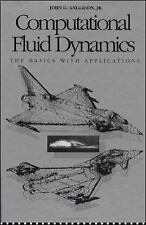 4DAYS DELIVERY - Computational Fluid Dynamics by John D. Anderson, 1st Int'l ed.