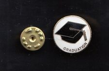 Q88 GRADUATION - LAPEL PIN WITH CLIP ON BACK