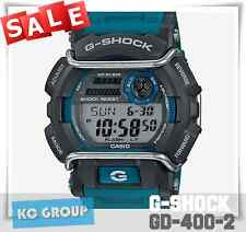 G-SHOCK BRAND NEW WITH TAG G-SHOCK GD-400-2 BLUE Colors WATCH