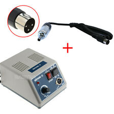 Dental Electric Micromotor  polisher motor Unit N3+35K RPM E Type Handpiece !!