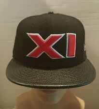 Jordan Retro 11 72-10 1996 New Era Limited Edition XI Hat Cap Snapback
