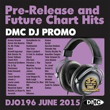DMC DJ Only 196 Promo Chart Music Disc for DJ's - Double CD