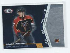 Ilya Kovalchuk 2002-03 Pacific Heads Up Stat Masters Insert Card