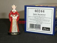BRITAINS 40244 HENRY VIII WIFE JANE SEYMOUR METAL CIVILIAN FIGURE