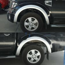 FENDER FLARES FLARE WHEEL ARCH FOR NISSAN NAVARA FRONTIER D40 2005 - 2013 PICKUP