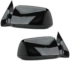 1988-1998 CHEVY TRUCK MIRRORS PAIR WITH GLASS MANUAL LEFT AND RIGHT NICE