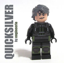 LEGO Custom --- Quicksilver --- X-Men Apocalypse movie Marvel Super heroes