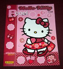 @Panini Leeralbum - Sammelalbum für Sticker Hello Kitty B-cool