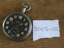 RARE WW1  R.F.C. ZENITH 30HOUR NON LUMINOUS MARK V WATCH C.B6086