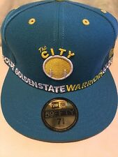 Golden State Warriors fitted cap-New Era-7 3/8-#1 Best Seller in DUB NATION
