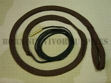 BORE SNAKE PULL THROUGH .177 - Gun Rifle Airgun Barrel Cleaner Rimfire .17 HMR