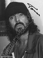 TOMAS MILIAN - print signed photo - foto con autografo stampato