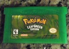 Pokemon Leaf Green English Reproduction