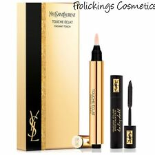 YSL Touch Eclat Shade No 2 With FREE Mascara Gift Box