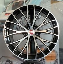 "Cerchi in Lega 8,5jx19"" per FIAT FREEMONT- Set 4 Ruote PIUMA Black Polish"