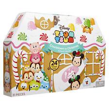 2 BRAND NEW Disney Tsum Tsum Countdown to Christmas Advent Calendar  (Set of 2)