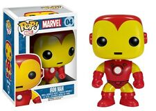 Iron Man 04 Marvel Comics Funko Pop! Heroes Vinyl Figure