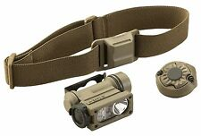 Streamlight Sidewinder Compact II Tactical Military Headlamp w/ Headstrap 14512